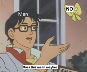 feminism, feminist, and men image