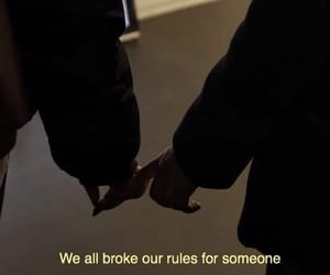 love, quotes, and rules image