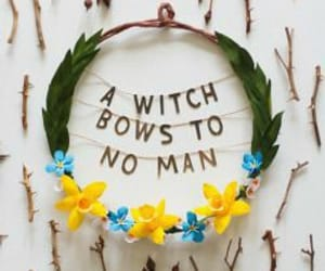 witch, aesthetic, and quotes image