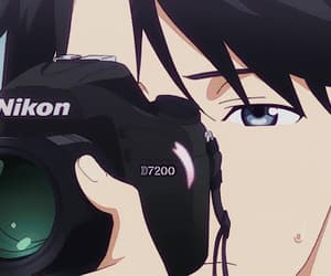 anime, boy, and photography image