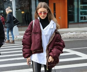 fashion, gigi hadid, and outfit image