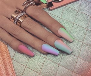 nail art, nail inspo, and perfect nails image