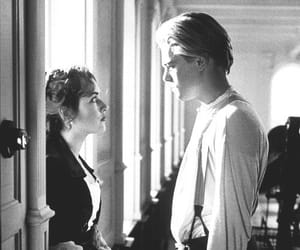titanic, love, and leonardo dicaprio image