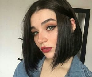 short hair, aesthetic, and fashion image