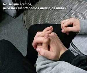 amor, tumblr frases, and frases image