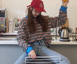 aesthetic, jean, and korean image