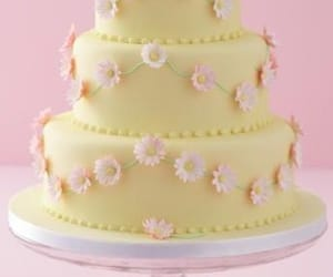 cake and yellow image