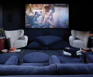 decor, home cinema, and home image