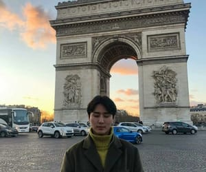 france, young k, and holiday image