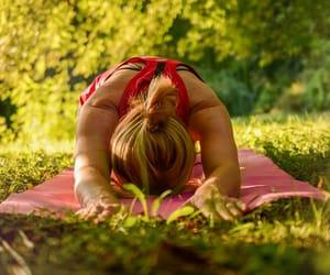 yoga, yoga practice, and benefits of yoga image
