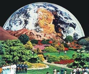 earth, wedding, and world image