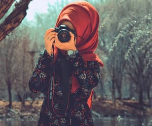 camera, canon, and clothing image