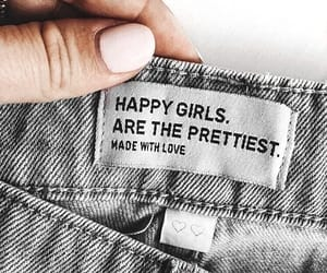 girl, quotes, and jeans image
