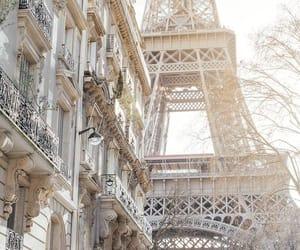 paris, beautiful, and france image