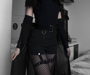 black, girl, and fashion image