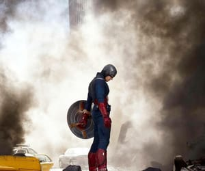 assemble, chris evans, and Avengers image