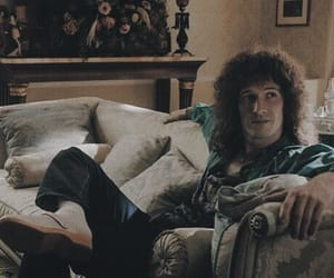 movie, brian may, and bohemian rhapsody image