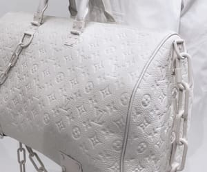 Louis Vuitton, accessorize, and duffle bag image