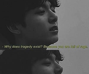 boy, dark, and empty image