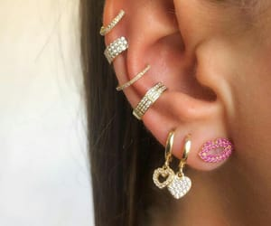 accessory, diamonds, and jewelry image