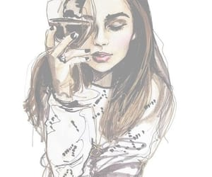 artsy, beautiful, and girl image