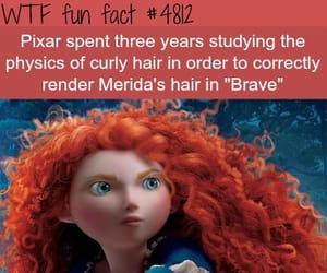 brave, merida, and movies image