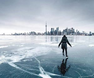 canada, city, and cold image