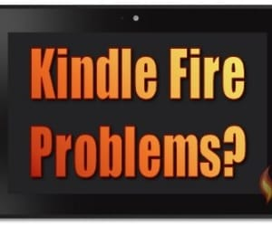 kindle not charging, kindle fire not charging, and kindle won't charge image