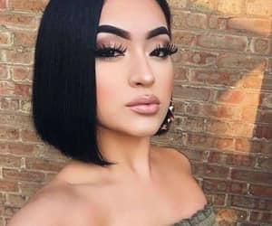 beauty, goals, and makeup image