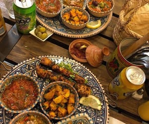food, orient, and dips image