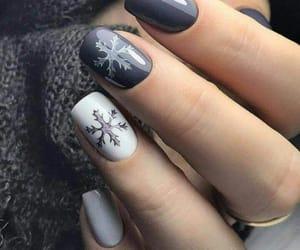 christmas, snow, and fashion image