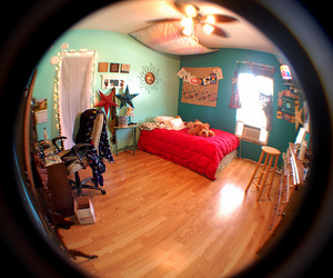 bedroom, cool, and photography image