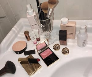 chanel blush, photo hot cool, and white gorgeous black image