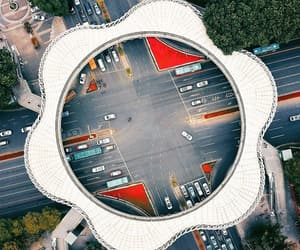 aerial photography, shenzhen, and aerial view image