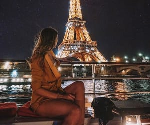 luces, Noche, and romance image