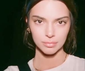 model, kendall jenner, and girls image