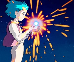 anime, ghibli, and gif image