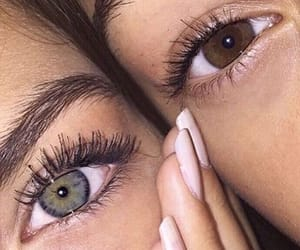 eyes, girl, and tumblr image