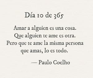 ame, letras, and paulo coelho image