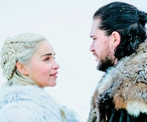 hbo, game of thrones, and jon snow image