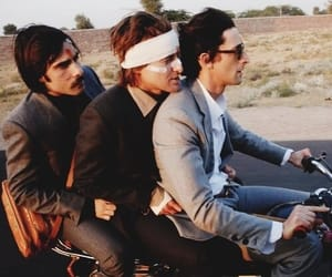 adrien brody, jason schwartzman, and peter whitman image