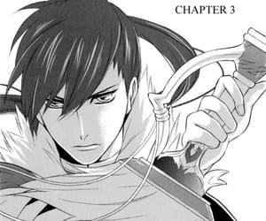 manga, anime boy, and ikemen image
