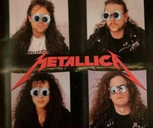 80s, metal, and metallica image