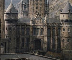 hogwarts, harry potter, and harry image