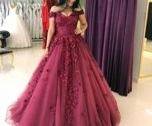 tulle quinceanera dress and cheap prom dresses 2017 image
