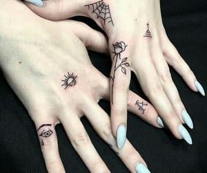 beautiful, tatoo, and beautiful tatoo image