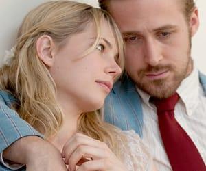 michelle williams, ryan gosling, and blue valentine image