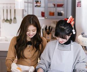 kpop, jensoo, and blackpink jisoo image
