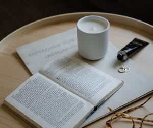 book, books, and coffee image
