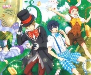 anime, haru, and haruka nanase image